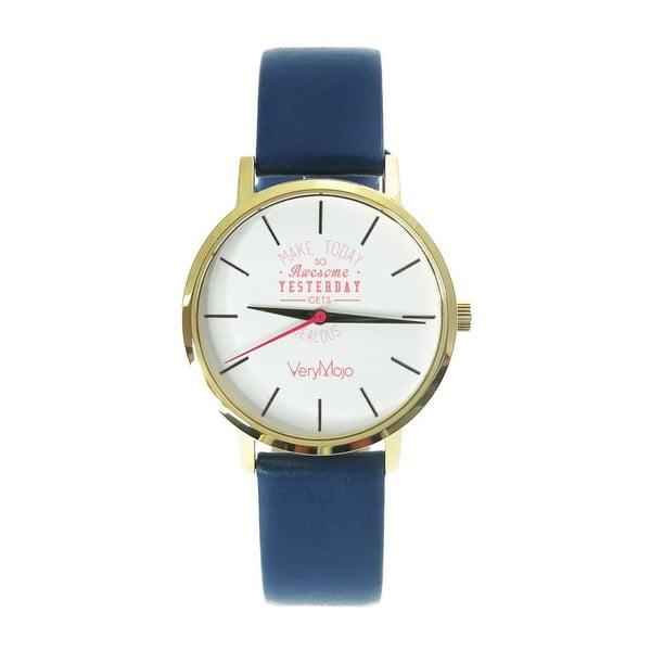 Modré hodinky VeryMojo Make Today