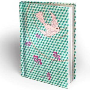 Zápisník Mon Petit Art Dentelle Oiseaux