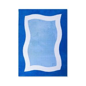 Dětský koberec Mavis Blue Water, 100x150 cm