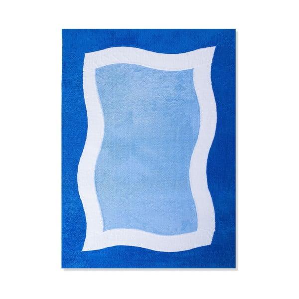 Dětský koberec Mavis Blue Water, 120x180 cm