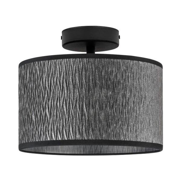 Once fekete mennyezeti lámpa, ⌀ 25 cm - Bulb Attack