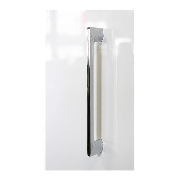 Bílý botník Germania Puro, 100 x 197 cm