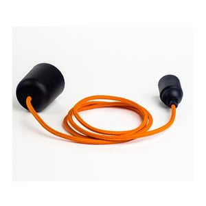 Barevný kabel Loft, pomeranč