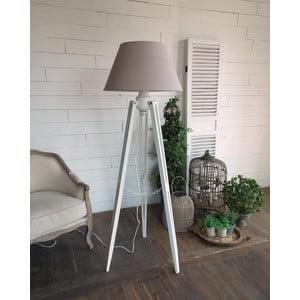 Stojací lampa White Antique Verona