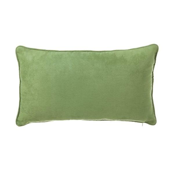 Zielona poduszka Unimasa Loving, 50x30 cm