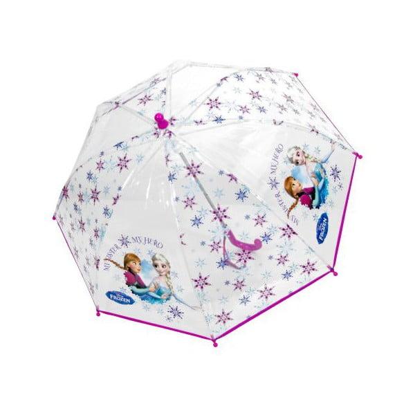 Dětský deštník Frozen Cloche
