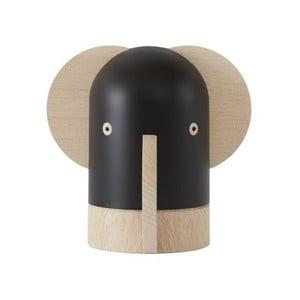 Kasička z bukového dřeva OYOY Baba