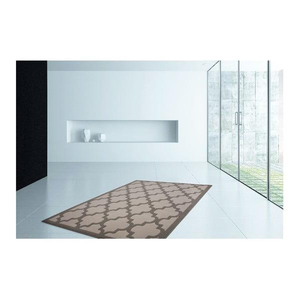 Koberec Maroc 387 Brown, 80x150 cm