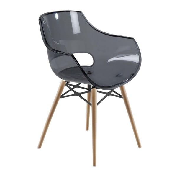 Židle Opal Wox, black