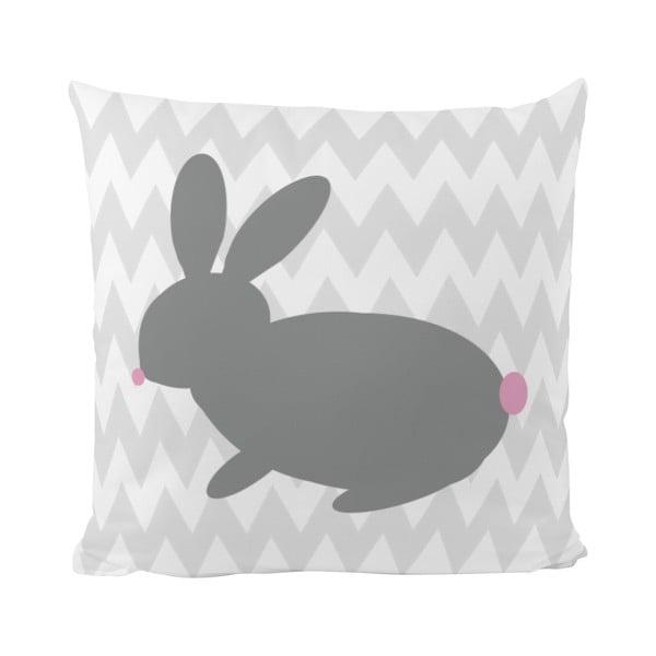 Polštář Bunny One, 50x50 cm