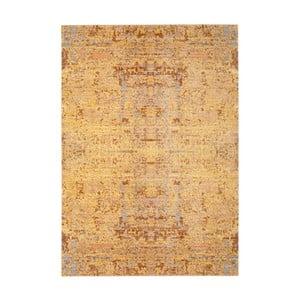 Hnědý koberec Safavieh Abella, 91x152cm