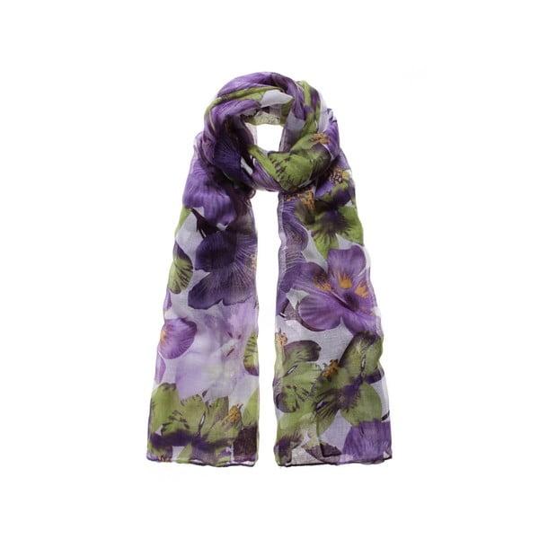Šátek Green Violet