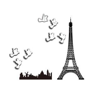 Nástěnná samolepka Mauro Ferretti Eiffel