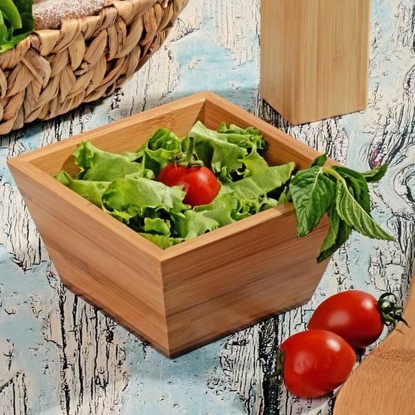 Bambusová salátová mísa Ghon