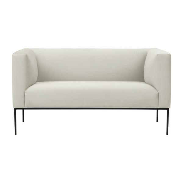 Dvojmístná pohovka v přírodní barvě Windsor & Co Sofas Neptune
