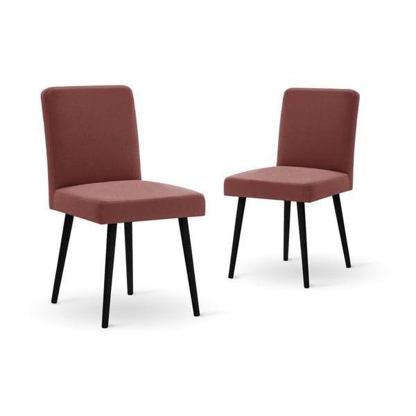 Set canapea crem, 2 scaune roșii, o saltea 140 x 200 cm Home Essentials