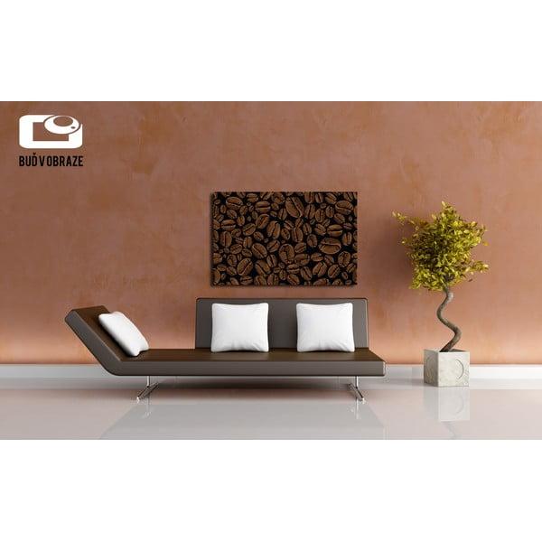 Obraz Brown Beans, 80x60 cm