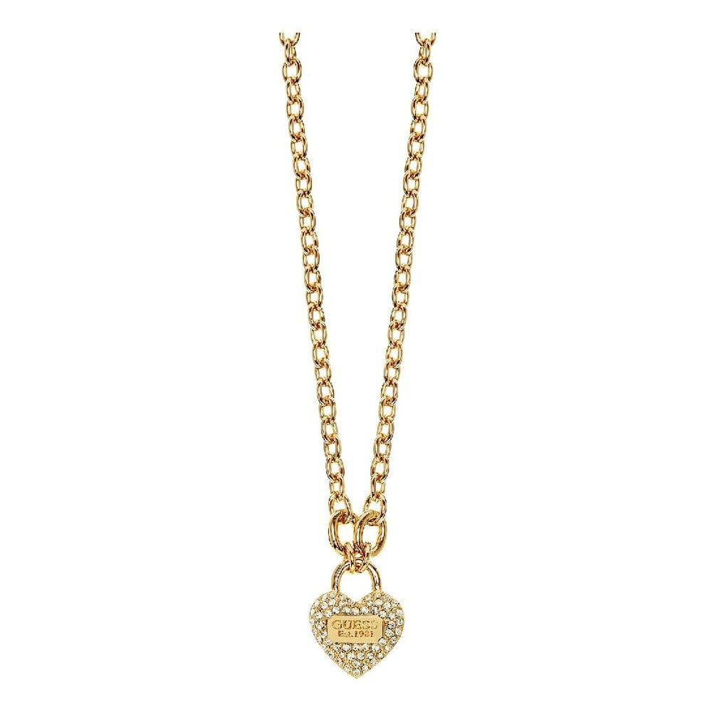 Náhrdelník Guess 1581 Gold