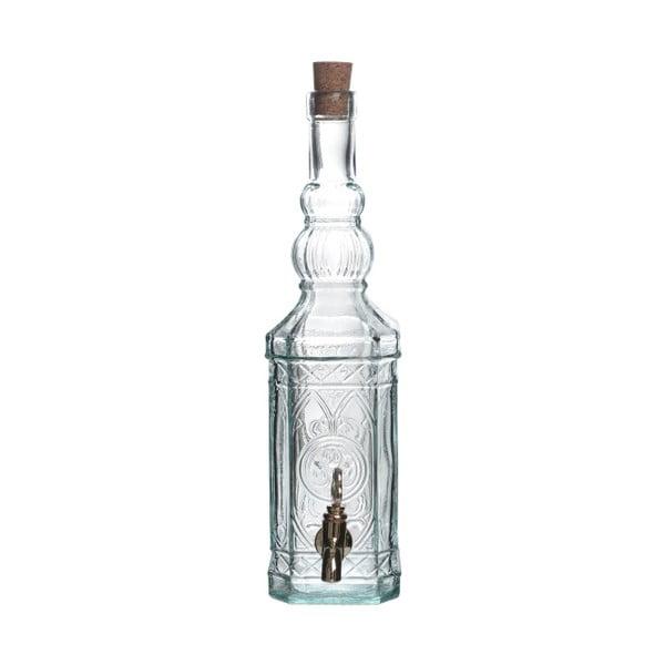 Skleněná láhev InArt Bluino