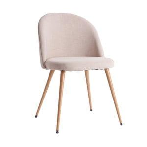 Sada 4 jídelních židlí Last Deco Elvas