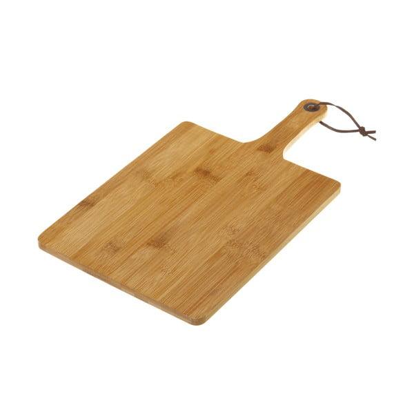Chef bambusz vágódeszka, 45 x 25 cm