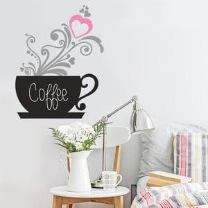 Samolepka na stěnu Káva, 50x70 cm