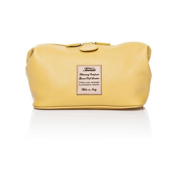 Kosmetická taška Pochette Yellow