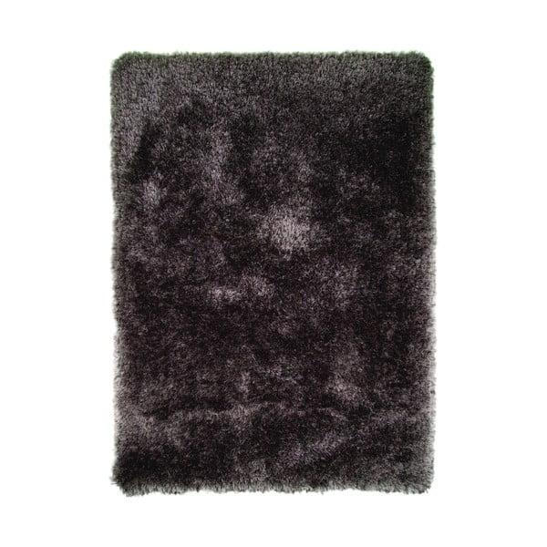 Tmavě šedý koberec Flair Rugs Pearl, 80 x 150 cm