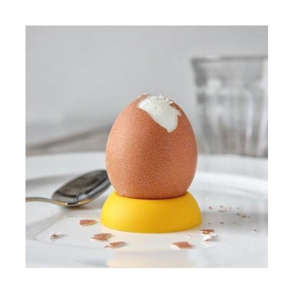 Stojánek na vejce/prsten na ubrousky Don Pasquale, žlutý