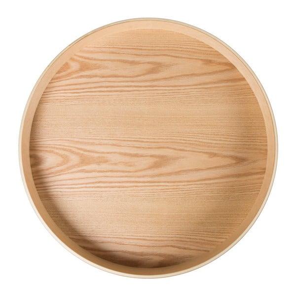 Odkládací stolek s úložným prostorem Canett Kerteminde