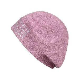 Růžová čepice Lavaii Kris