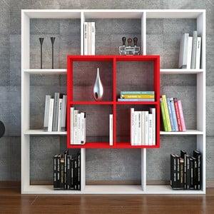 Knihovna Minar Leef Red