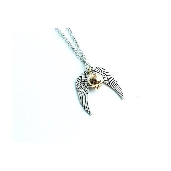 Náhrdelník Wings Love Pearl Silver