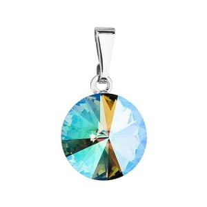 Barevný přívěsek se Swarovski krystalem Je Veux Mismo, 20 mm
