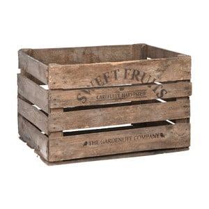 Cutii din lemn Esschert Design Retro, 51 x 40 x 31 cm