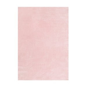 Růžový dětský koberec Happy Rugs Small Lady, 120x180cm