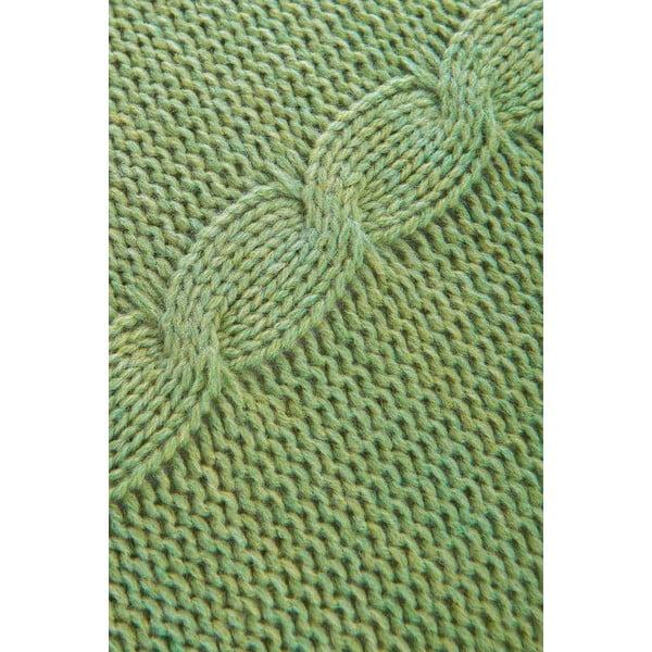 Polštář s výplní Fancy Powder Green, 43x43 cm