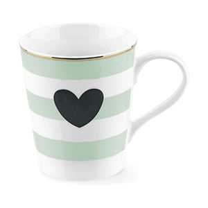 Porcelánový hrnek Miss Étoile Coffee Mint, Ø 8 cm
