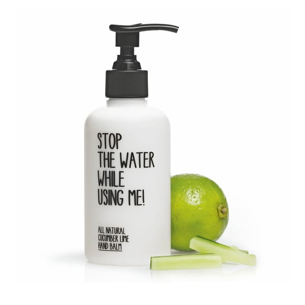 Krém na ruce All Natural Cucumber Lime
