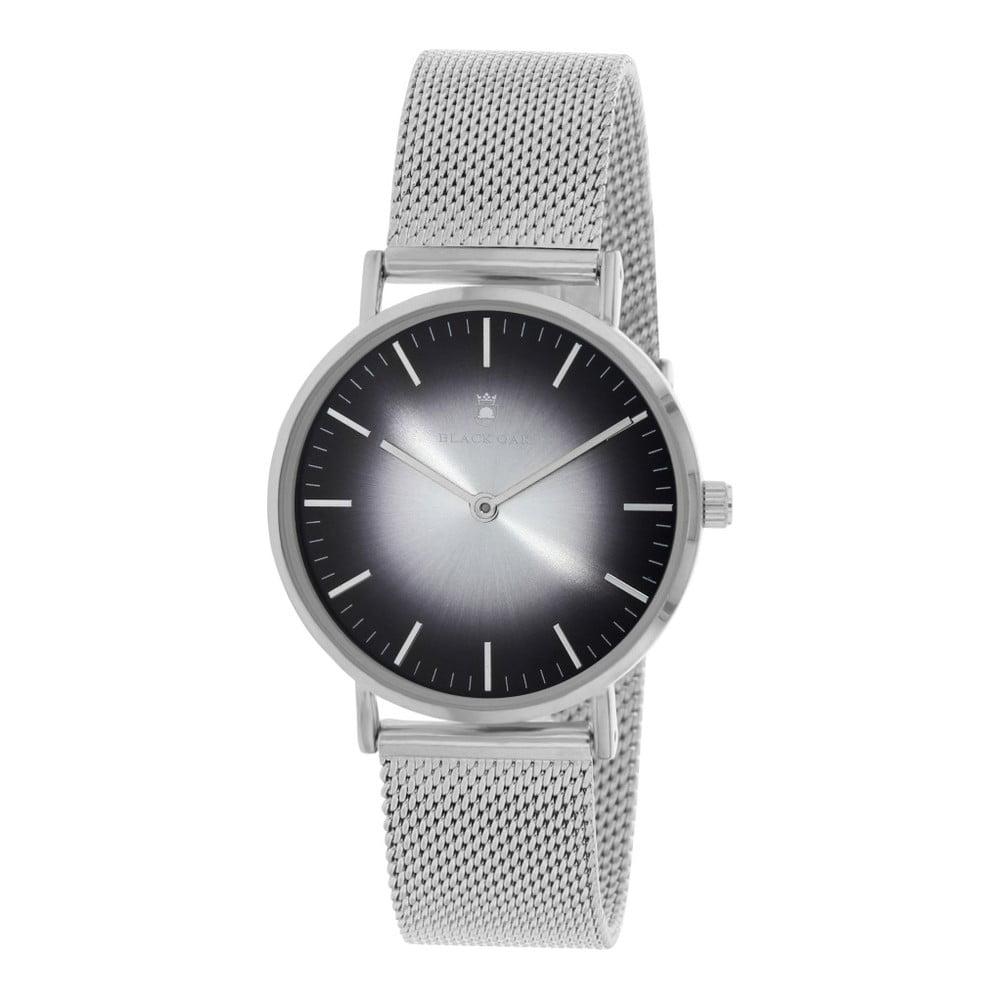 Stříbrné dámské hodinky Black Oak Gulio