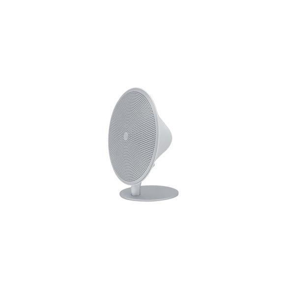 Bílý malý bluetooth reproduktor Gingko Halo