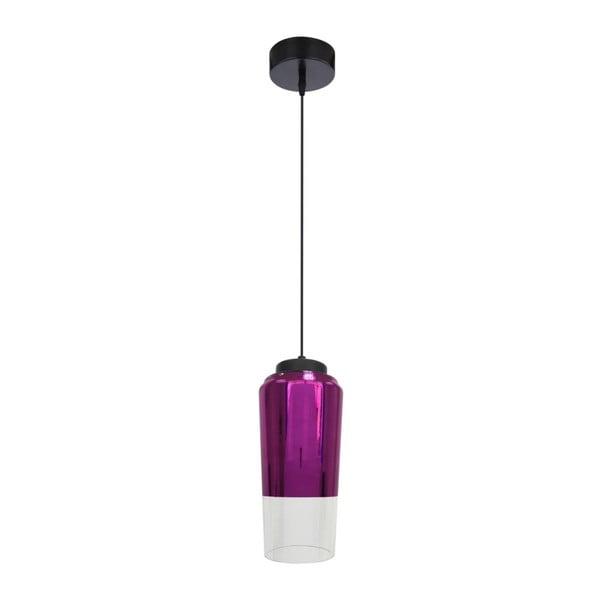 Světlo Candellux Lighting Tube 13, fialové