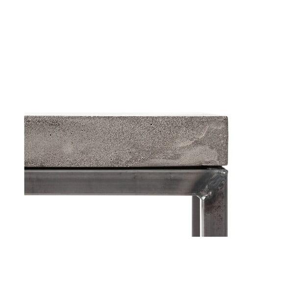 Betonový konferenční stolek Lyon Béton Perspective XL