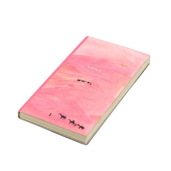 Zápisník Sahara