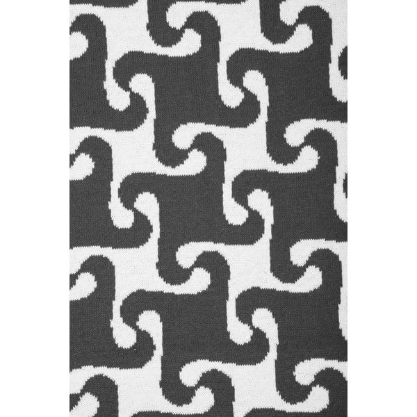 Pletená deka Homedebleu Patricia, 130x170 cm