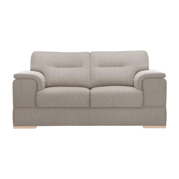 Canapea pentru 2 persoane Stella Cadente Madeiro, bej