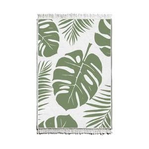 Oboustranný koberec Leaf, 100x150cm