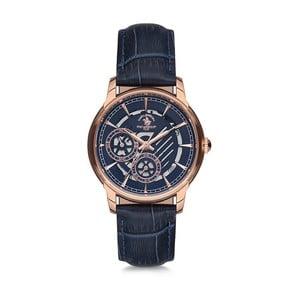 Dámské hodinky s koženým řemínkem Santa Barbara Polo & Racquet Club Simon