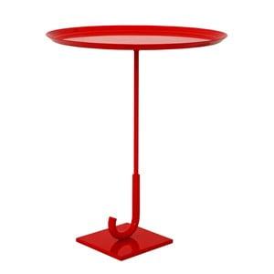 Stůl Parapluie, červený