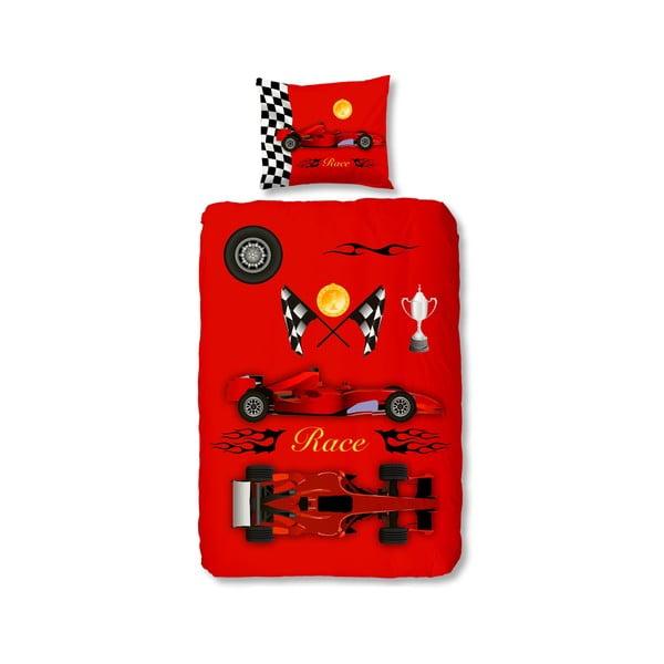 Povlečení Formule 1 Red, 140x200 cm